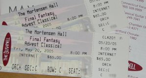 Tickets to Dear Friends