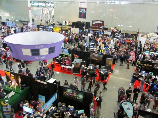 The Indie Mega Booth